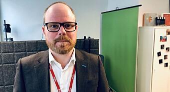 Sjefredaktør Gard Steiro i VG: – Jeg frykter at medier går over ende
