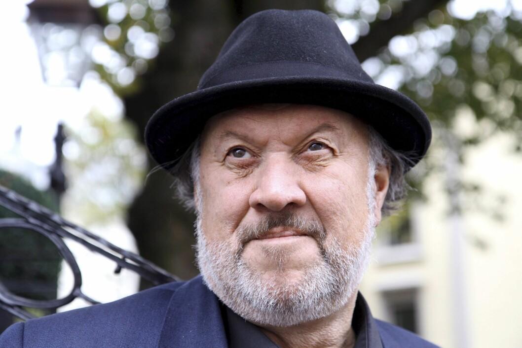 Artist og prest Bjørn Eidsvåg.