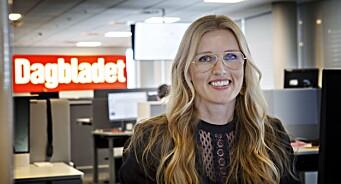 Hilde Schjerve blir ny redaktør i Dagbladet Pluss