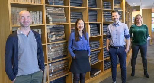 Morgenbladet halverer ledergruppa: Her er de nye sjefene