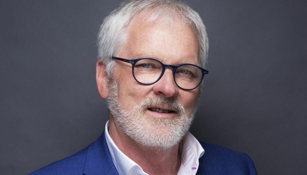 Stig Finslo går nå inn i en rendyrket rolle som direktør for utgiverspørsmål i Amedia.