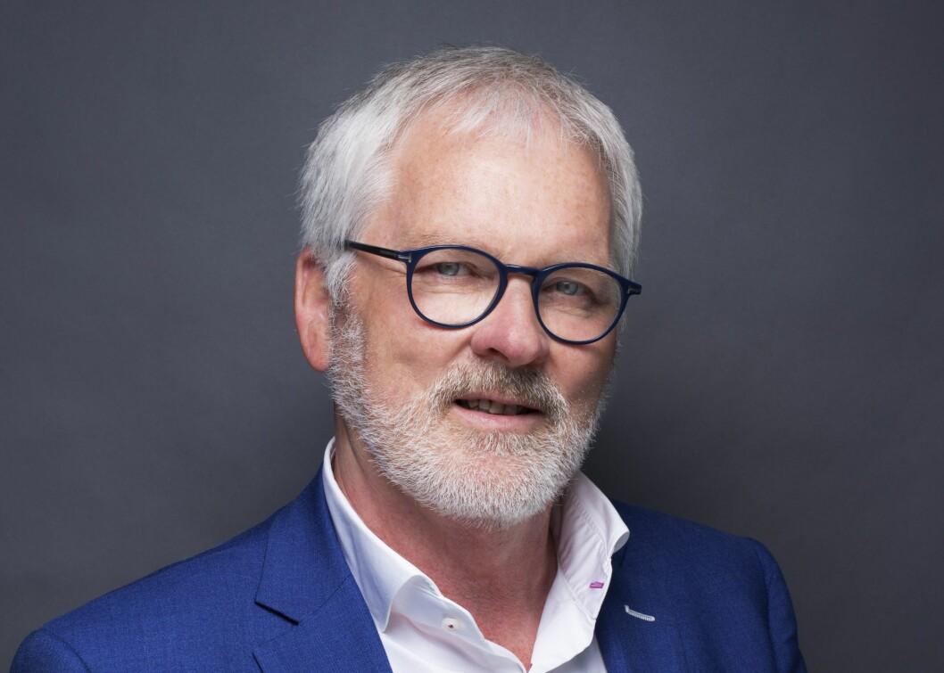 Stig Finslo er direktør utgiverspørsmål og samfunnskontakt i Amedia.