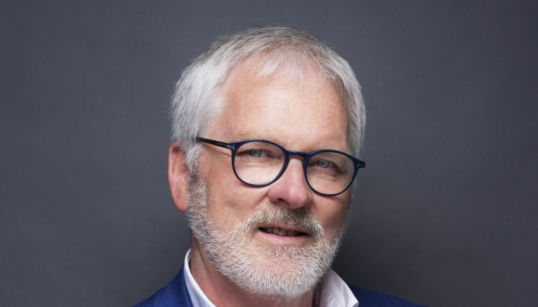 Direktør for utgiverspørsmål og samfunnskontakt, Stig Finslo, i Amedia.
