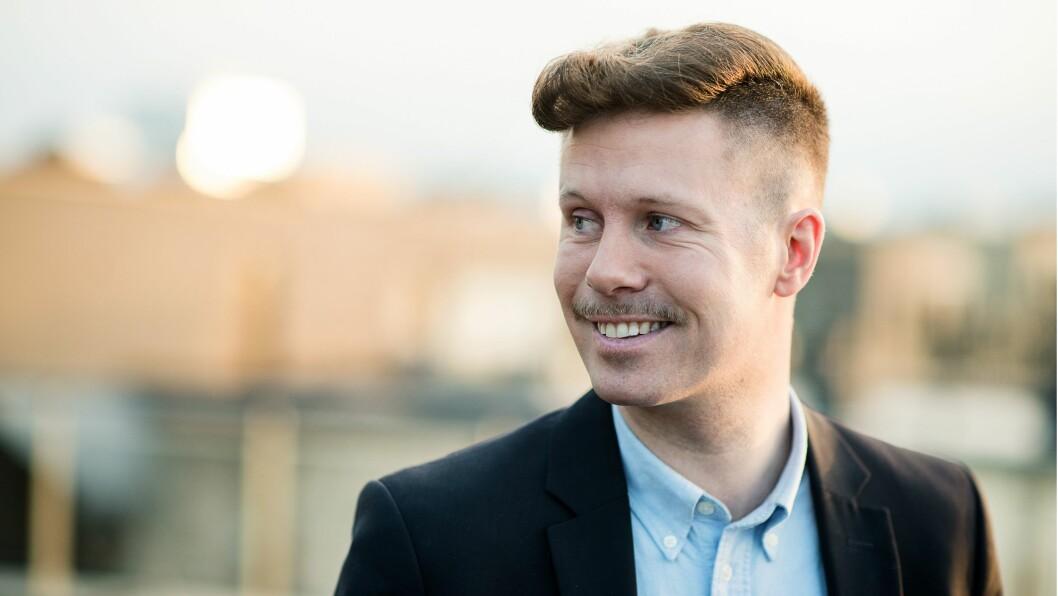 Eskil Pedersen begynner i Santander Cosumer Bank.