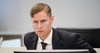 Dagbladet viste Manshaus' «kvit makt»-gest på fronten: – Uklokt