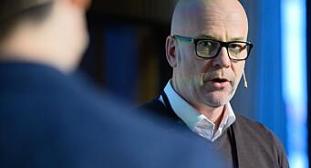 NRK-sjef Thor Gjermund Eriksen har fått påvist korona