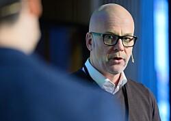 NRK-sjefen har fått korona