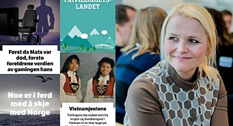 På to år har NRK.no halvert antallet nettartikler