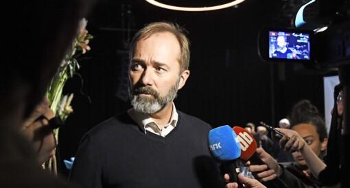 Arbeiderpartiet vil øke støtten til mediene med 180 millioner