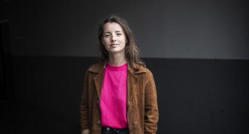 Pernille Solheim (27) er ny redaktør i Universitas