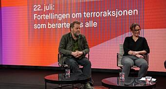 Skaperne av «22. juli»-serien får Fritt Ords Honnør-pris
