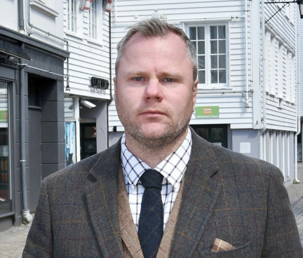 Petter Emil Wikøren.