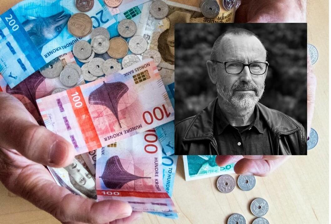 Øivind Fjeldstad, ansvarlig redaktør i Velferd.no