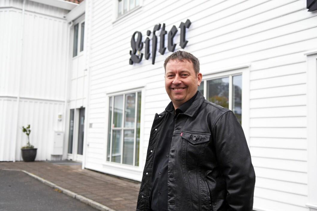Svein Morten Havaas blir redaktør i Lister.