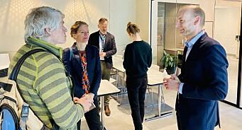 Knut Olav Åmås om Morgenbladet-bråket: – Har skadet avisen sterkt og kostet de ansatte mye