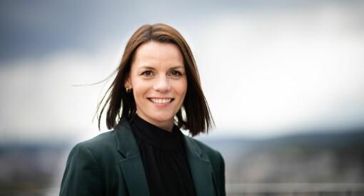 Vibeke Hansen blir ny kommunikasjonsdirektør i DNB