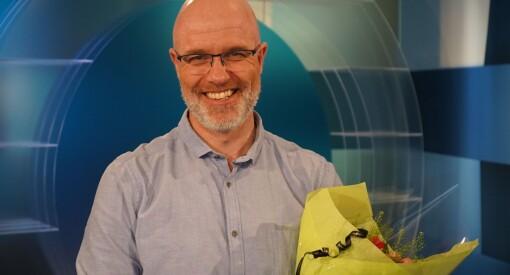 Joar Elgåen er ansatt som ny distriktsredaktør i NRK Trøndelag