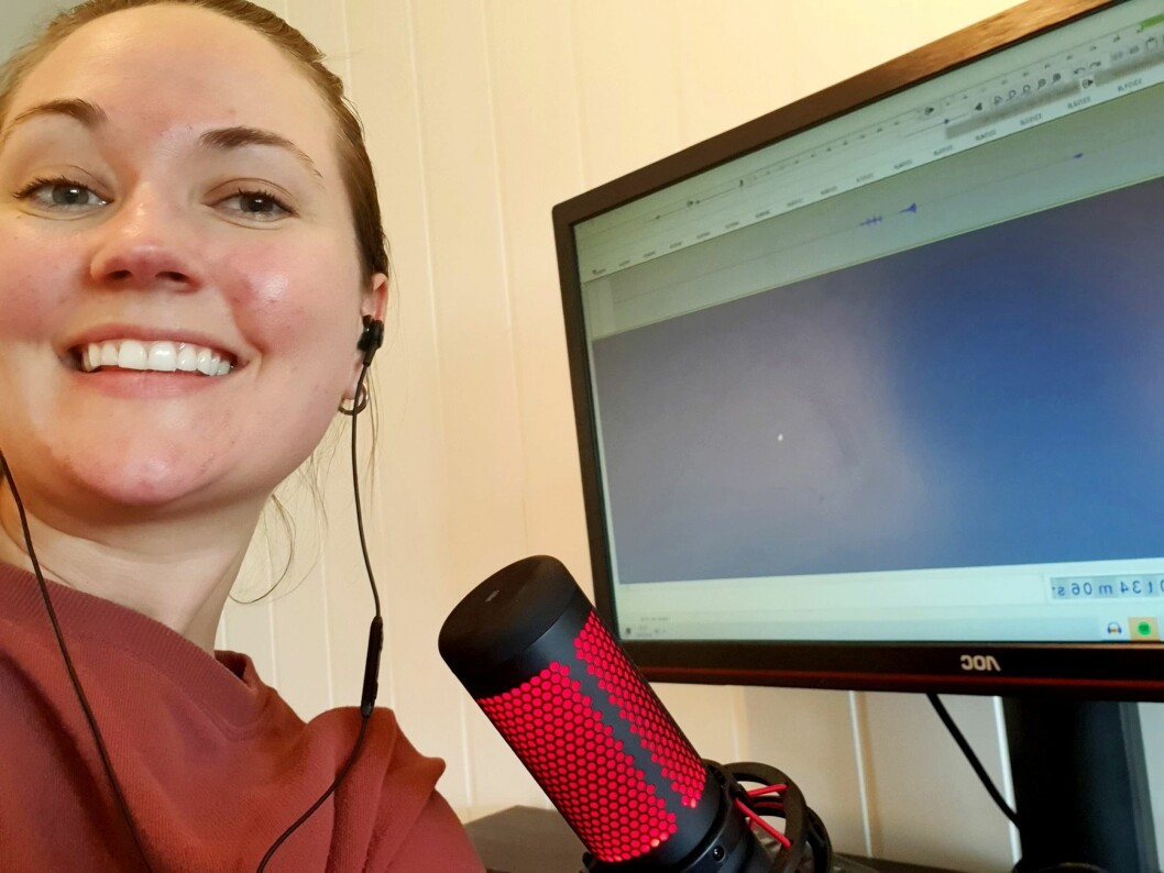 Alise Lea Tiller, ansvarlig redaktør og daglig leder i Dalane Tidende.