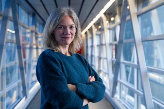 Solveig Husøy, redaksjonssjef for undersøkande journalistikk i NRK si Dokumentar- og samfunnsavdeling.