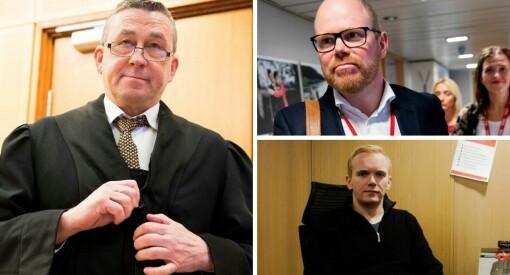 VG og journalist Markus Tobiassen møter advokatfirma i retten