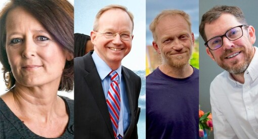 Bore er Årets redaktør, Helskog får hederspris, Kolsrud er årets nyskaper og Grinde årets meningsbærer