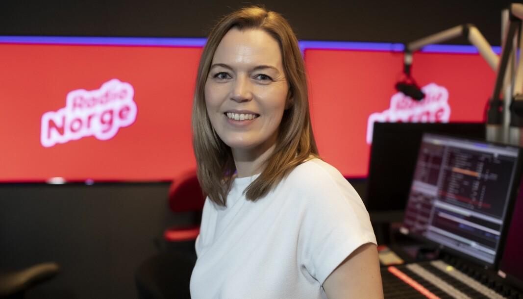 Anette Heier White, markeds- og medieanalytiker i Bauer Media, spår nok en rekordsommer for radiobransjen.