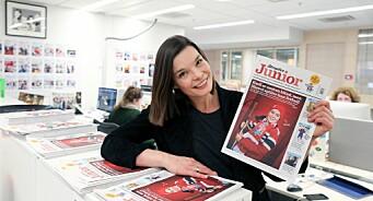 Nå lukkes Aftenposten Junior igjen