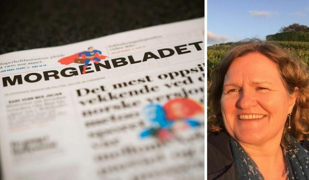 Tove Gravdal er tidlegare Morgenbladet-journalist og tilsettrepresentant i Morgenbladet sitt styre.