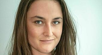 DN-journalist Emma Clare Gabrielsen gir seg i mediebransjen