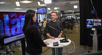 Dagbladet satser knallhardt på TV med nytt studio. VGTV er ikke redd for konkurransen