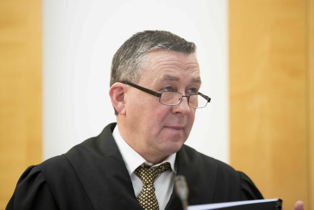 Steingrim Wolland, her fra en rettssak i 2019.