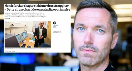 NRK slaktes for korona-artikkel. Nå legger de seg paddeflate