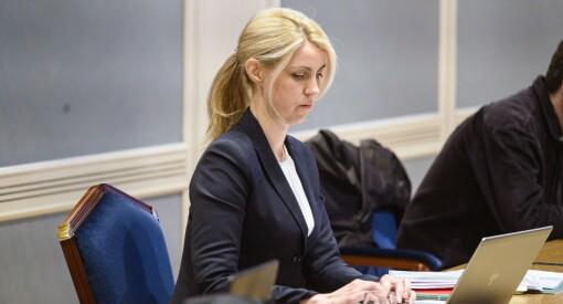 SISTE: Høyesterett nekter fremmet anke i saken mot Dagbladet og Alexandra Beverfjord