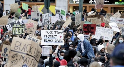 Redaktørar: Vil ikkje at journalistane går i demonstrasjonmot rasisme