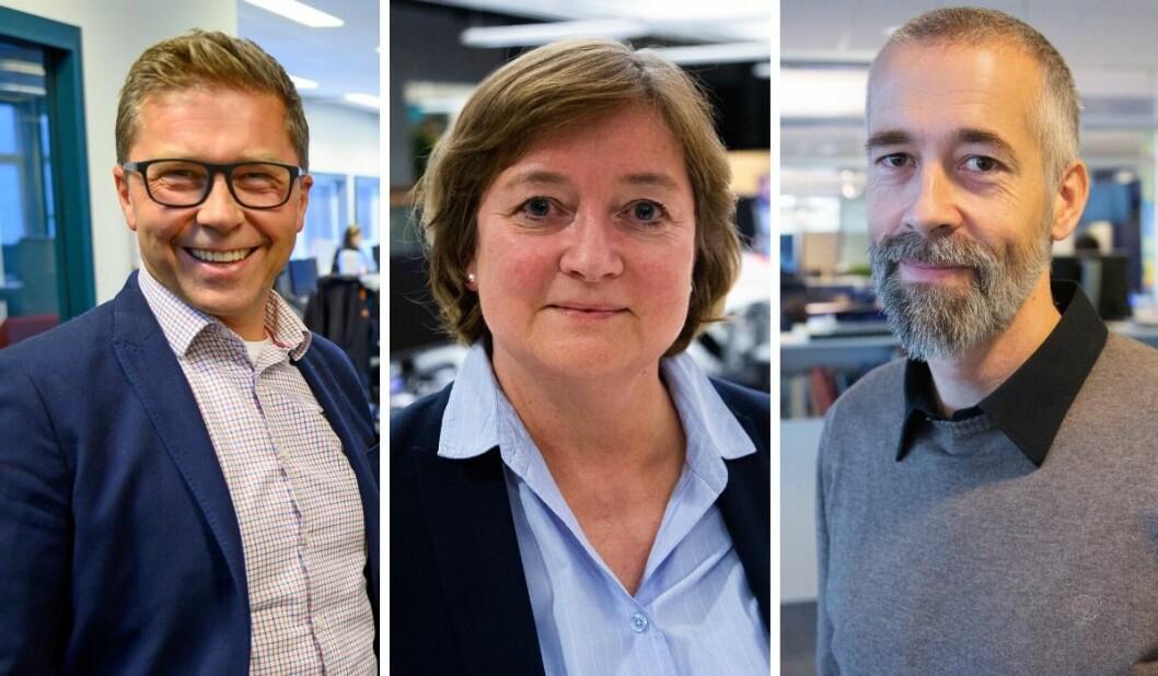 Vi spurte de tre erfarne redaktørene Ragnar Christensen i NRK Rogaland, Hanna Relling Berg i Sunnmørsposten og Einar Tho i Haugesunds Avis om tips og triks til hvordan du kan lande høstens drømmejobb.