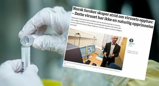 NRKs omstridte korona-artikkel har spredt feilinformasjon til millioner