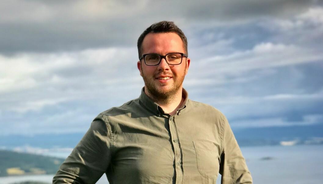 Lorns Bjerkan går fra Amedia-eide Nidaros går til Steinkjer24 og blir sjefredaktør.
