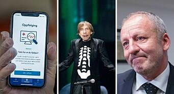 Smitteapp, Jahn Teigen og avgått minister: Disse Scanpix-bildene er mest brukt i år
