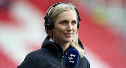Gunnhild Toldnes forlater Discovery - blir Premier League-anker på Viaplay
