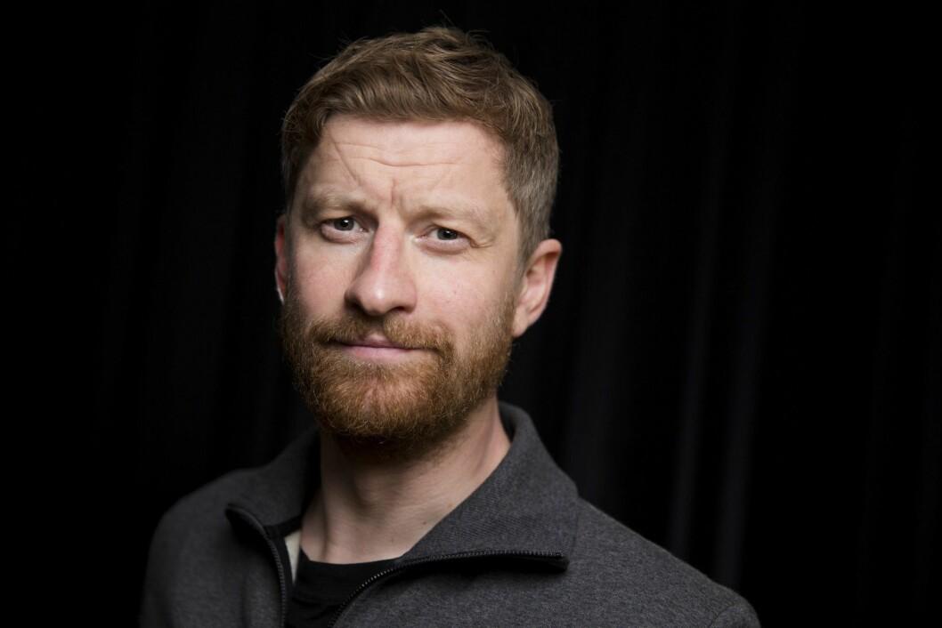 Skuespiller og komiker Odd-Magnus Williamson. Foto: Håkon Mosvold Larsen / NTB scanpix