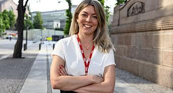 Forlot Google-toppjobben fordi hun savnet journalistikken: – Har smilt hver eneste dag