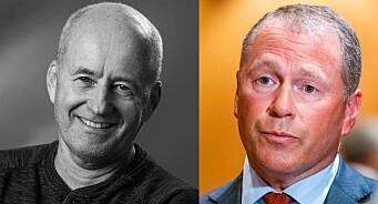 Drivjakten på vår nye oljefond-sjef: Konturene av kampanjejournalistikk