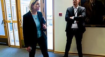 Listhaug-rådgiver klager Dagens Næringsliv inn for PFU - reagerer på sitering