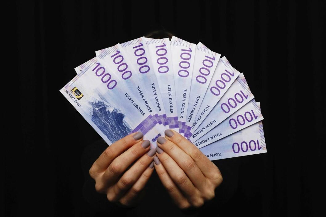 De ti som er tildelt kritikerstipendet mottar 200 000 kroner hver. Foto: Ole Berg-Rusten / NTB scanpix