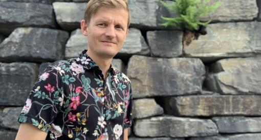 Eystein Røssum er ny gravesjef i Bergens Tidende