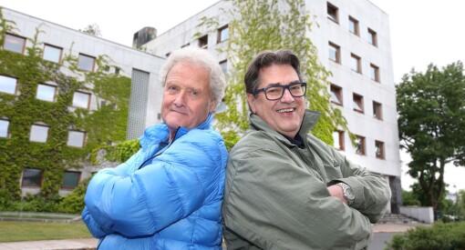 Sammen har de over 80 års medieerfaring. Nå blir de ferievikarer i NRK
