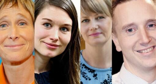 Riksmålsforbundet hedrer Linda Eide, Sigrid Sollund, Eirin Eikefjord og Torstein Bae med pris