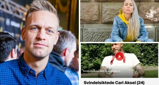 Hardt ut mot TV 2-reportasje med svindelsiktet artist: –Promointervju