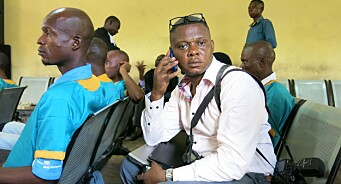 John Bompengo var en modig fotograf og journalist