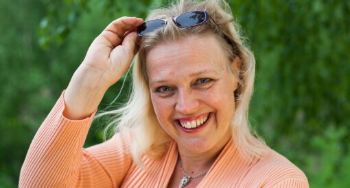 Madeleine Cederström: – Jeg roter så fælt med navn at det er pinlig